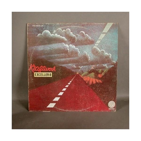 LP. Vinyl. Kraftwerk -...