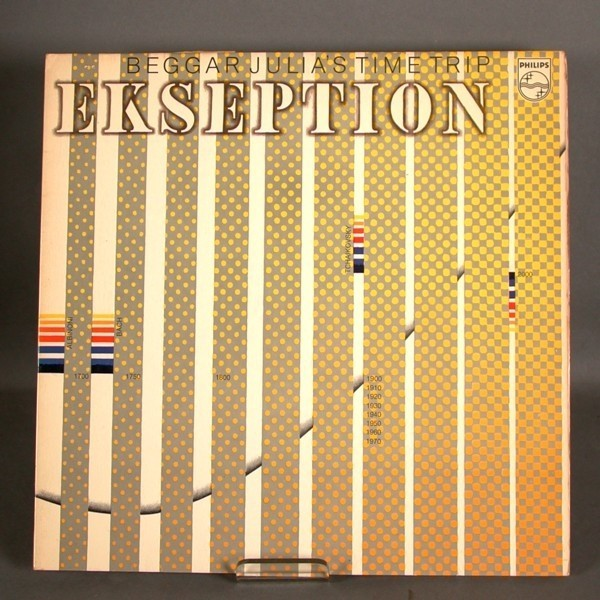 LP. Vinyl. Ekseption -...