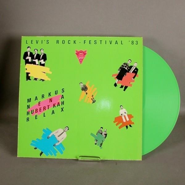 LP. Vinyl. Lewis Rock...