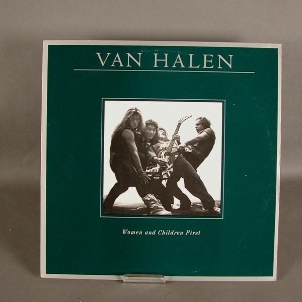 LP. Vinyl. Van Halen -...