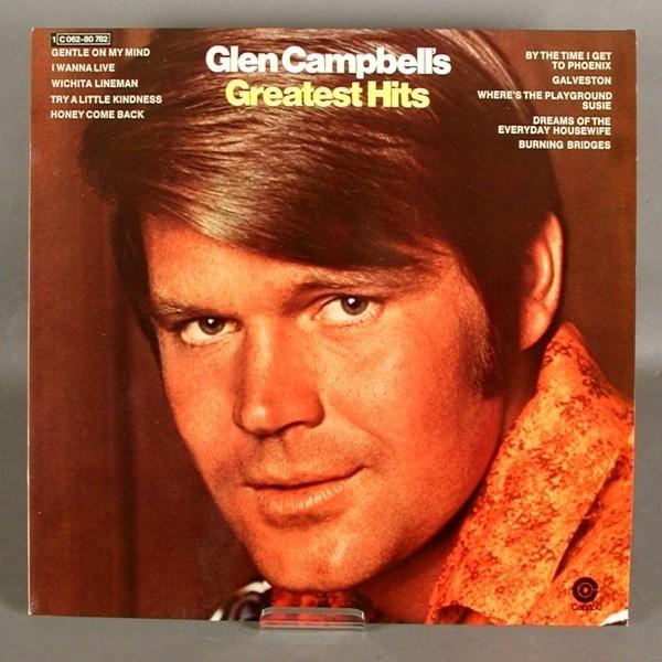 LP. Vinyl. Glenn Campell -...