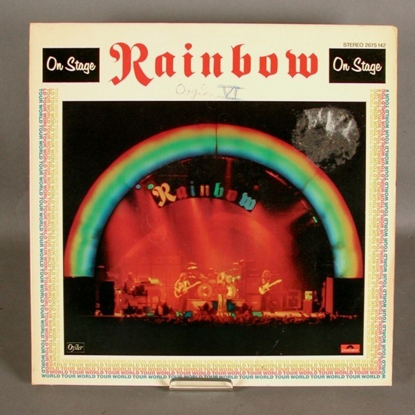 DLP. Vinyl. Rainbow - On...