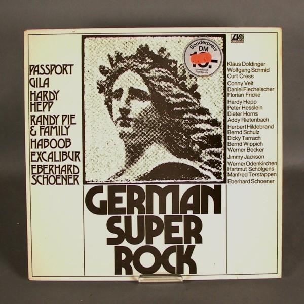 LP. Vinyl. German Super...