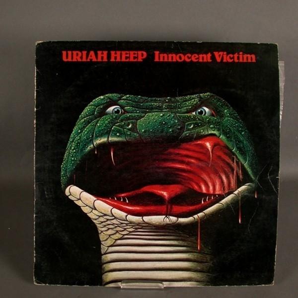 LP. Disco de vinilo. Uriah...