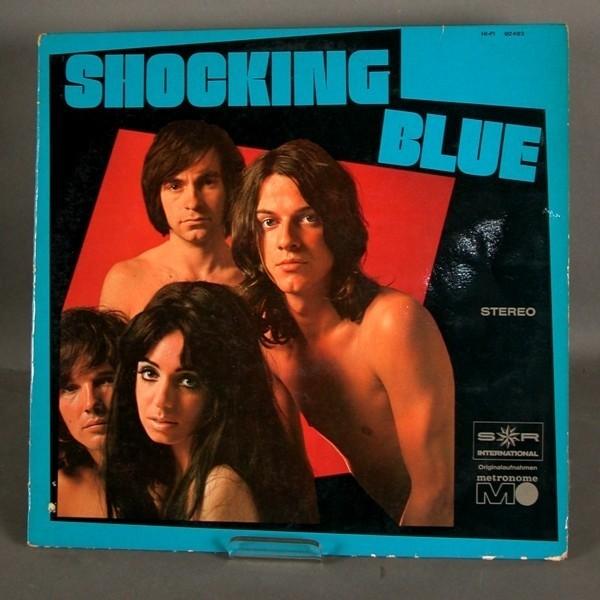 LP. Vinyl. Shocking Blue.