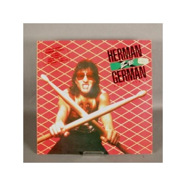 LP. Vinyl. Herman ze...
