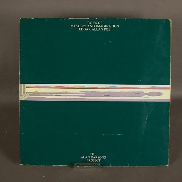 LP. Vinyl. The Alan Parsons...