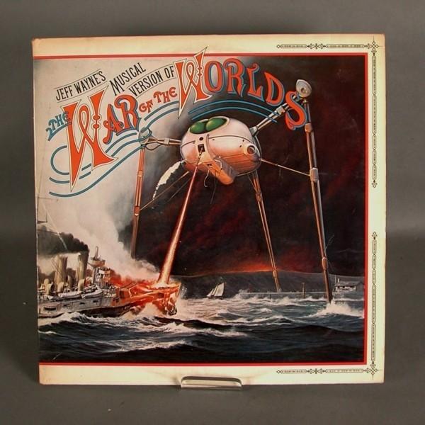 DLP. Vinyl. Jeff Wayne -...