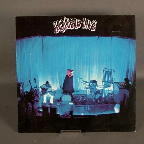 LP. Vinyl. Genesis - Live....