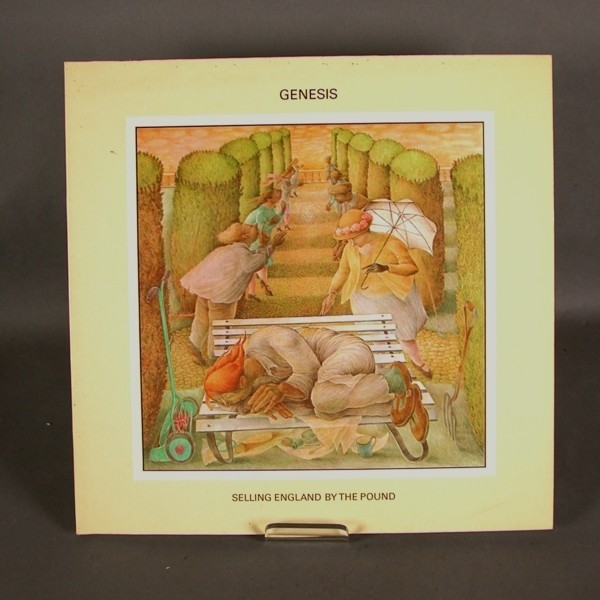 LP. Vinyl. Genesis -...