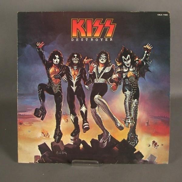 LP. Vinyl. Kiss -...