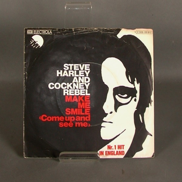 Single. Vinyl. Steve Harley...