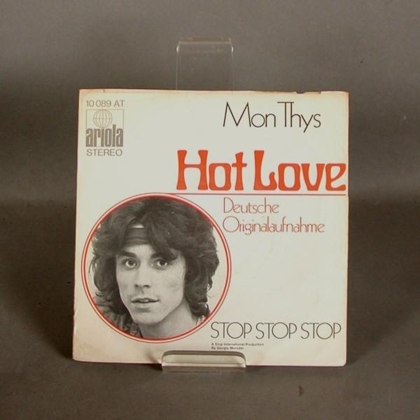 Single. Vinyl. Mon Thys -...
