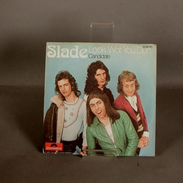 Single. Vinyl. Slade - Look...