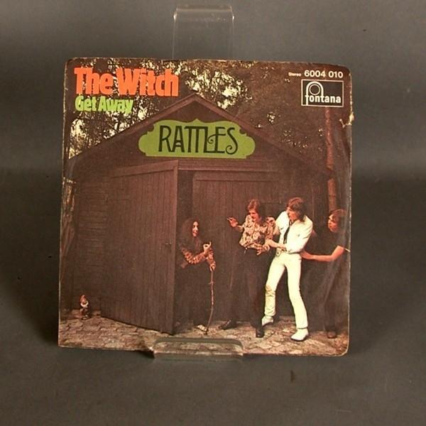 Single. Vinyl. Rattles -...