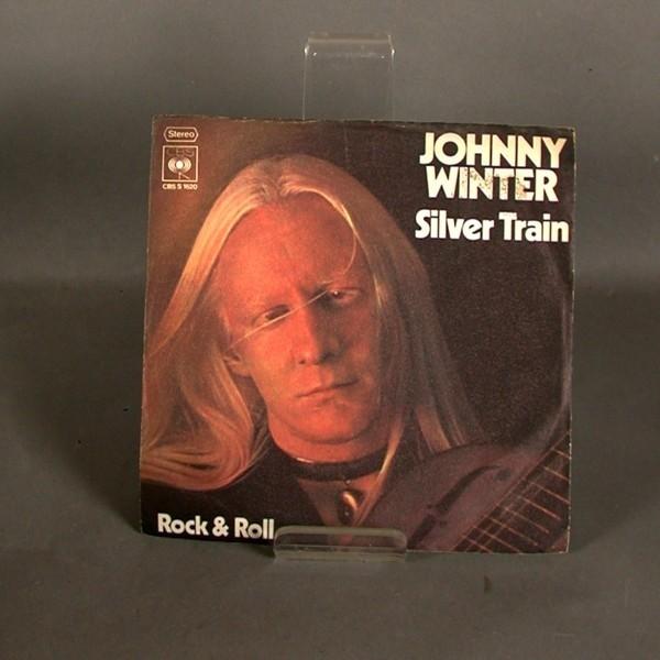 Single. Vinyl. Johnny...