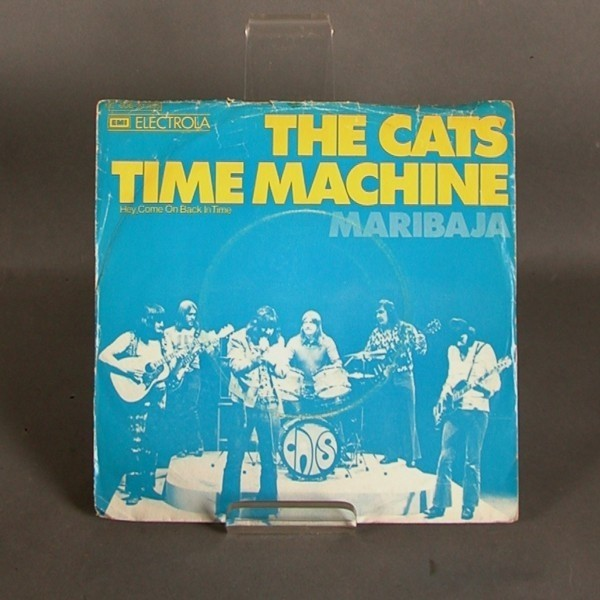 Single. Vinyl. The Cats -...