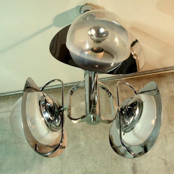 Mazzega. Ceiling lamp....