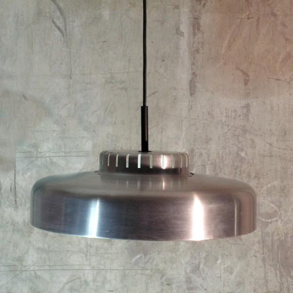 Vintage aluminum ceiling...