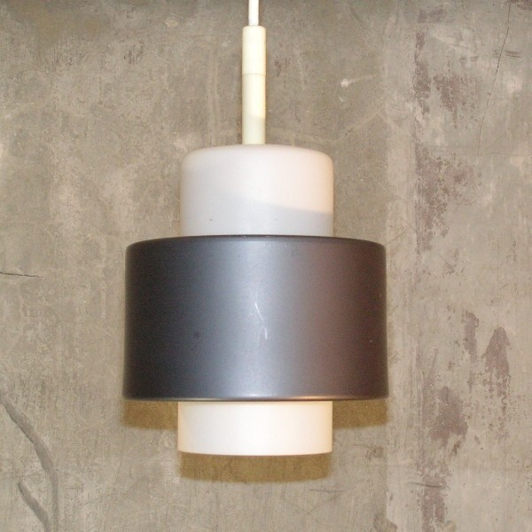 Ceiling glass lamp with...