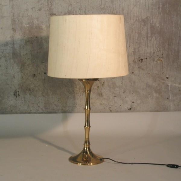 Ingo Maurer. Brass table...