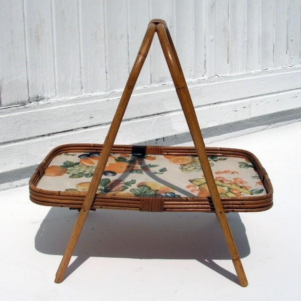 Vintage. Mesa bandeja de...