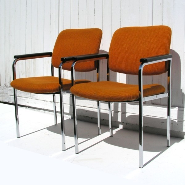 Thonet. Two design chairs....