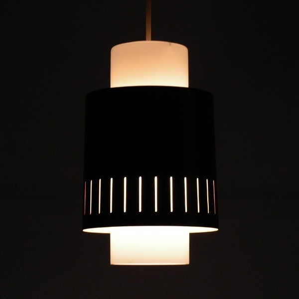 Design. Ceiling glass lamp....
