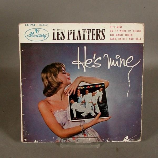 EP. Vinyl. The Platters -...