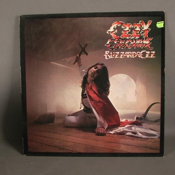 LP. Vinyl. Ozzy Ozbourne -...