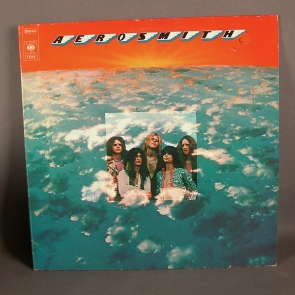 LP. Vinyl. Aerosmith. 1973.