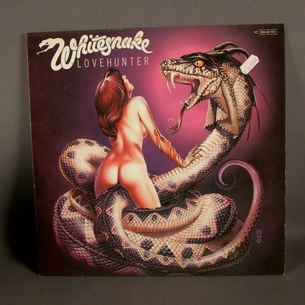LP. Vinyl. Whitesnake -...