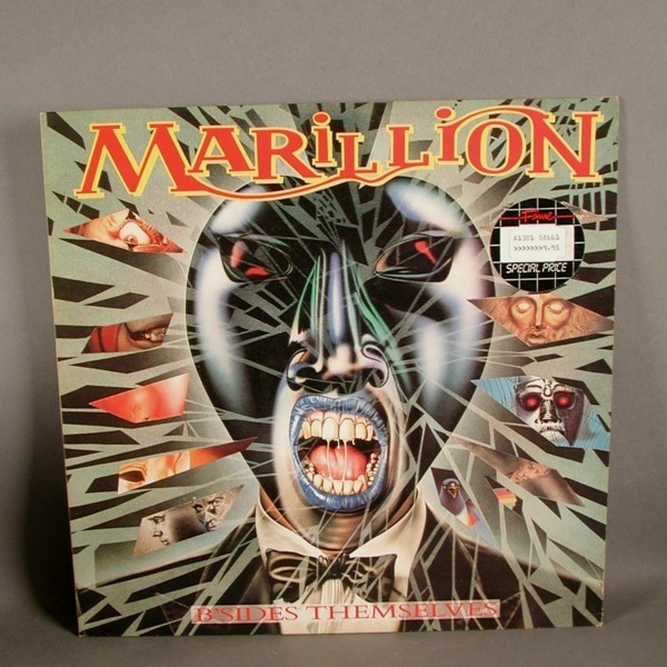 LP. Vinyl. Marillon -...