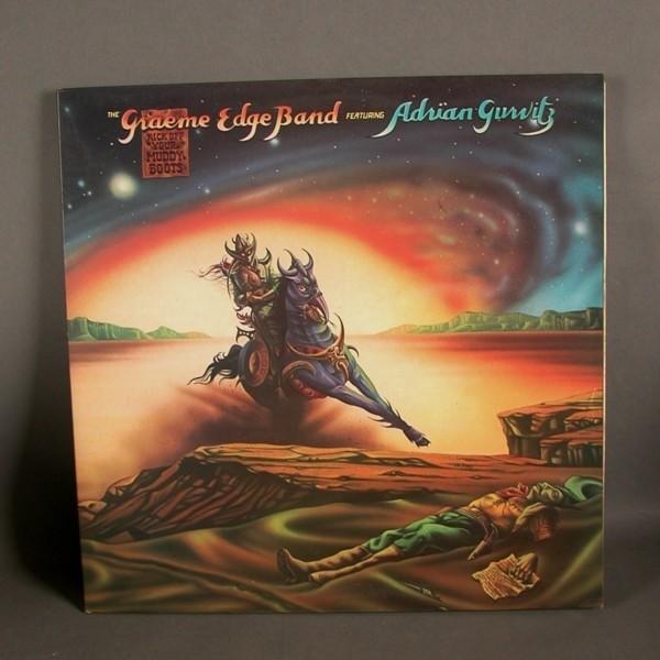 LP. Vinyl. The Graeme Edge...