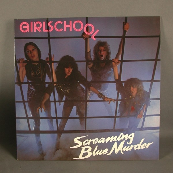 LP. Vinyl. Girlschool -...