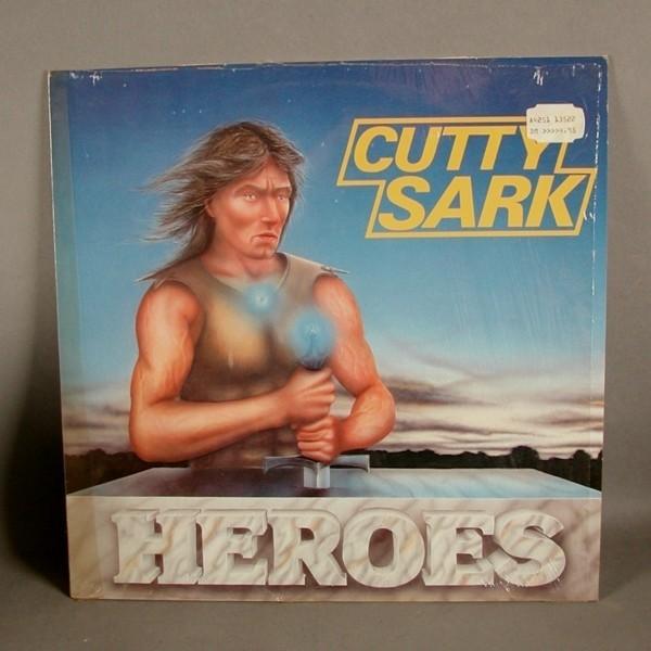 LP. Disco de vinilo. Cutty...