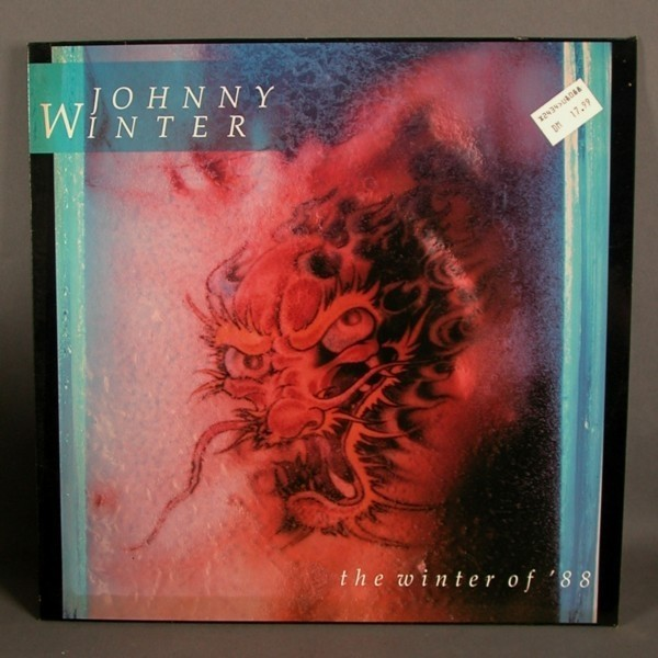LP. Vinyl. Johnny Winter -...