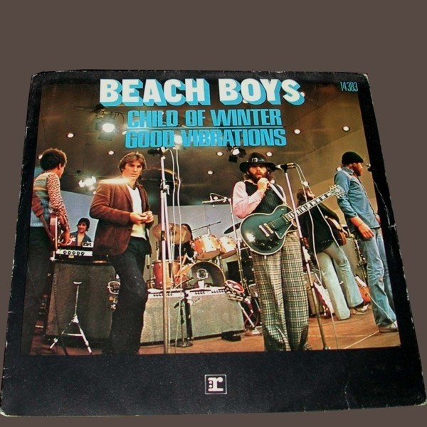 Single. Beach Boys - Child...