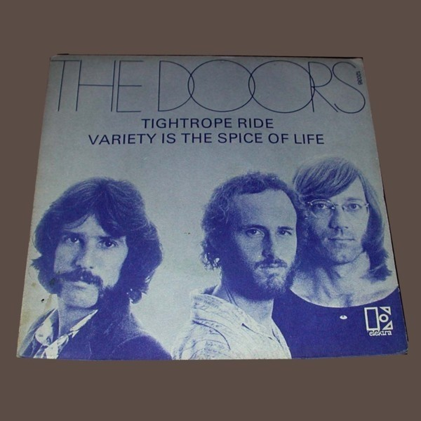 Single. The Doors -...
