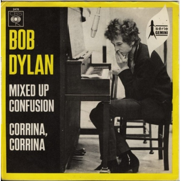 Single. Bob Dylan - Mixed...