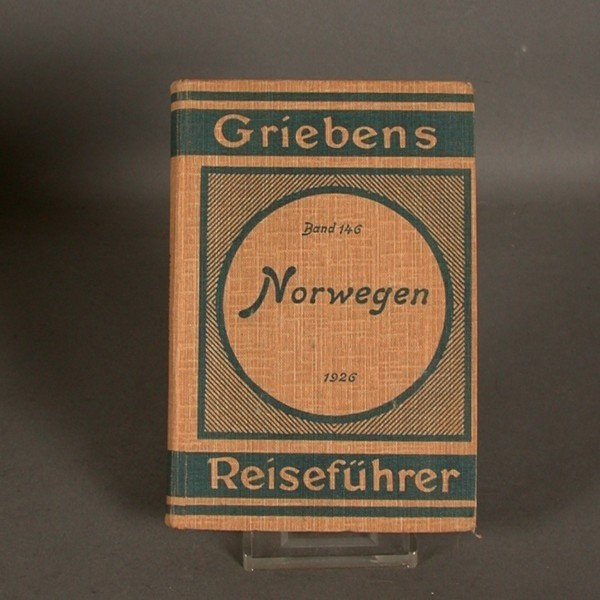 Griebens. Travel guide....