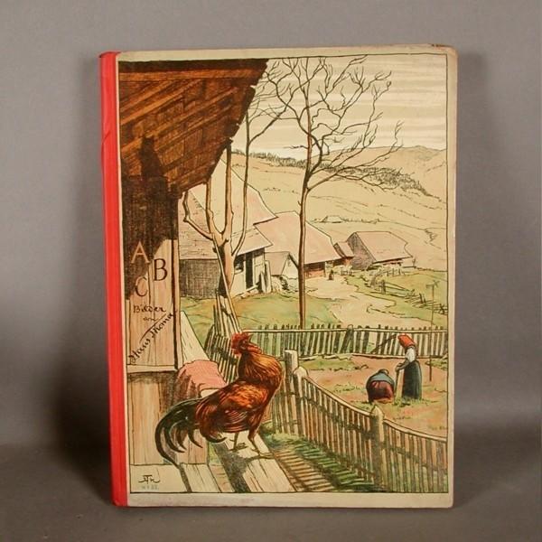 Kinderbuch. ABC. Hans...