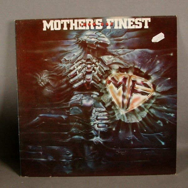LP. Vinyl. Mothers Finest -...