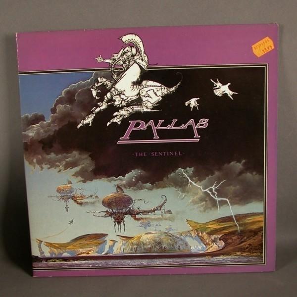 LP. Disco de vinilo. Pallas...