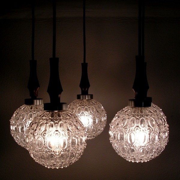 Vintage. Ceiling lamp with...