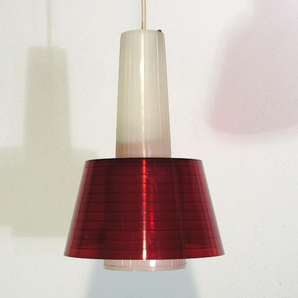 Vintage ceiling lamp. 1950...