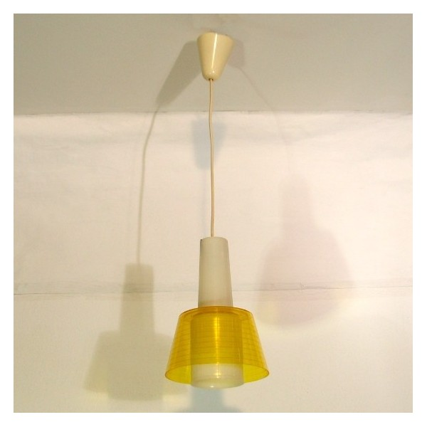 Vintage ceiling lamp in...