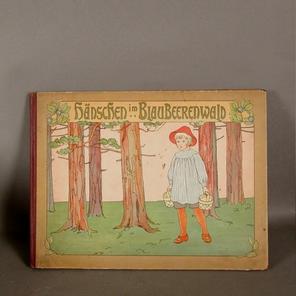 Fairytale book. Hänschen at...