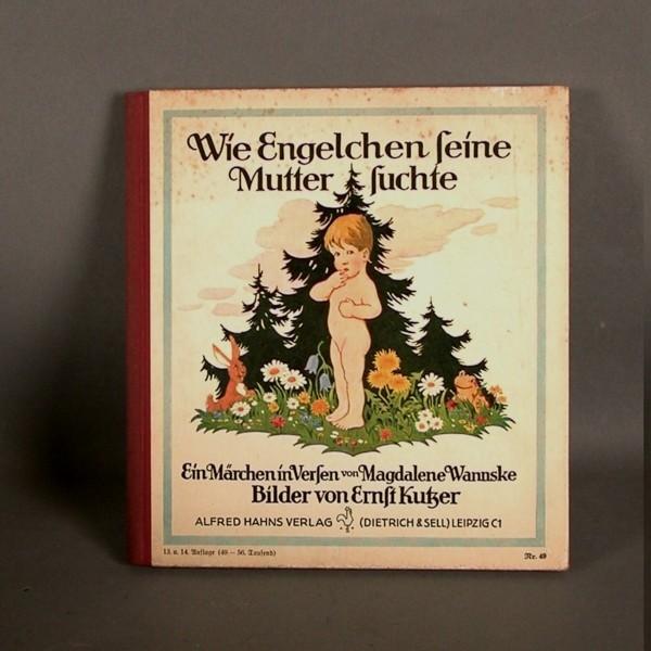 Kinderbuch. Wie Engelchen...