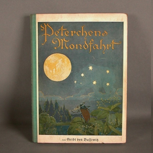 Fairytale book. Peter's...